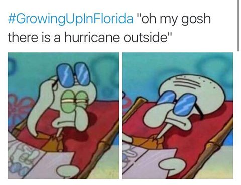 hurricanes in florida