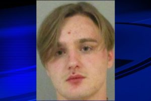 Daniel Kennedy (pictured) was arrested and charged with three counts of simple battery and one count of disorderly conduct. His brother, whose name wasn't released because he's a minor, was charged with one count of simple battery and one count of disorderly conduct. (Flagler County Sheriff's Office)