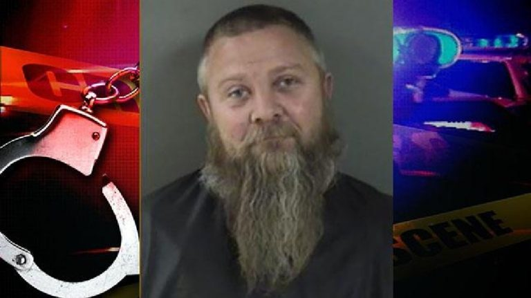 David Bender is charged with criminal mischief, accused of urinating in a neighbors mailbox. (Sebastian Police Department)
