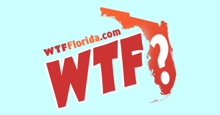 WTF Florida?