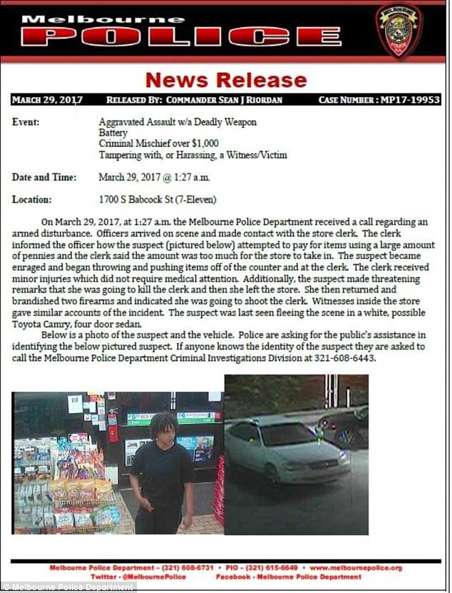 pennies-police-report