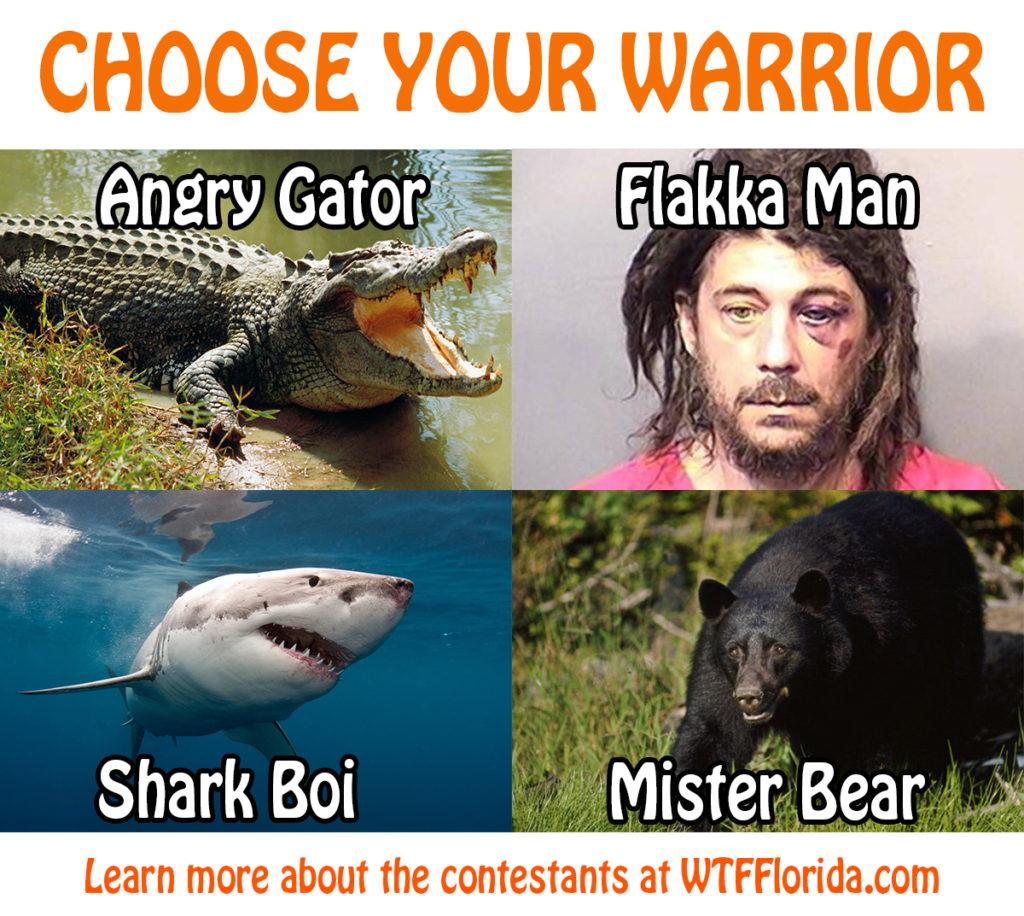 Choose Warrior
