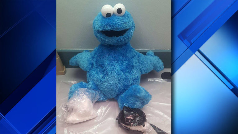 Cookie Monster Cocaine