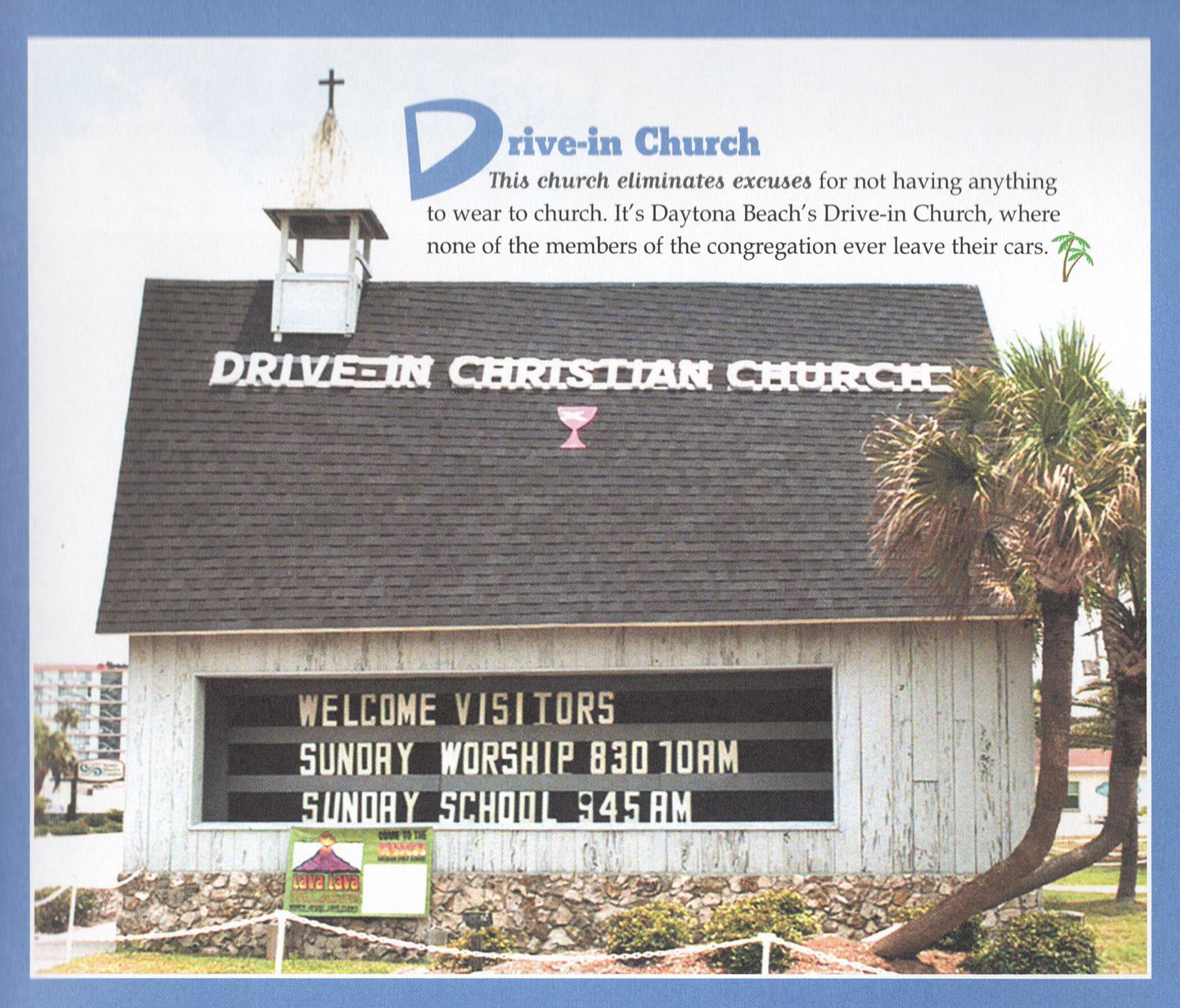 Drive-In Christian Church