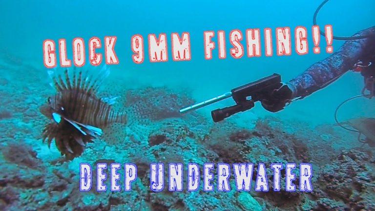 glock 9mm fishing