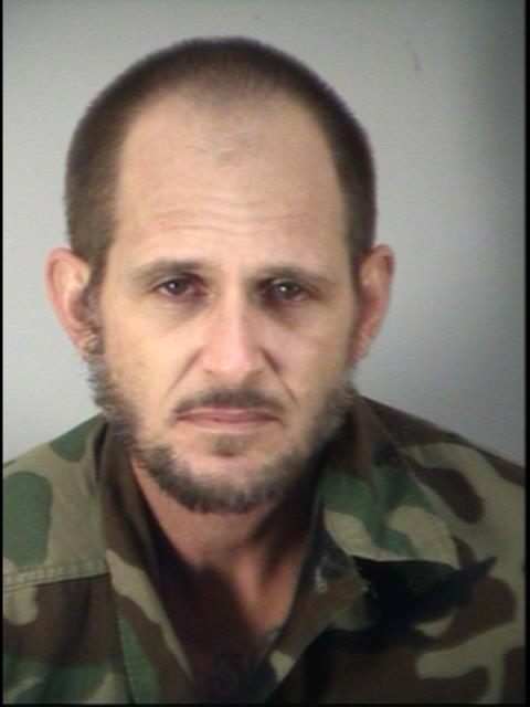 Jason Gibbs, 42 of Astatula, has been arrested 40 times in Florida as of Wednesday, July 12. Gibbs was discovered with baggies of crystal meth, heroin and prescription opiate pills.