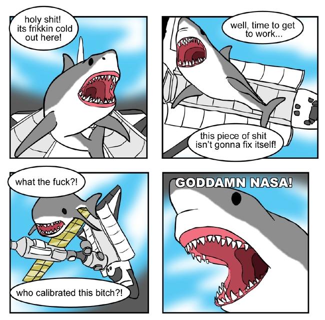 space-shark