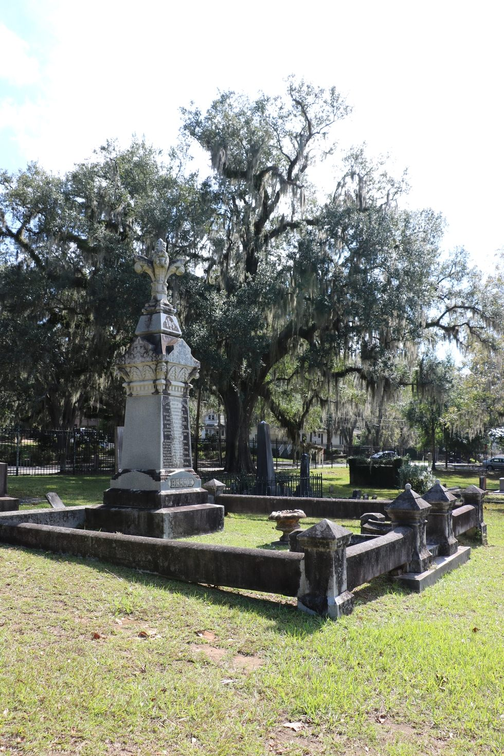Tallahassee City Cemetery 1