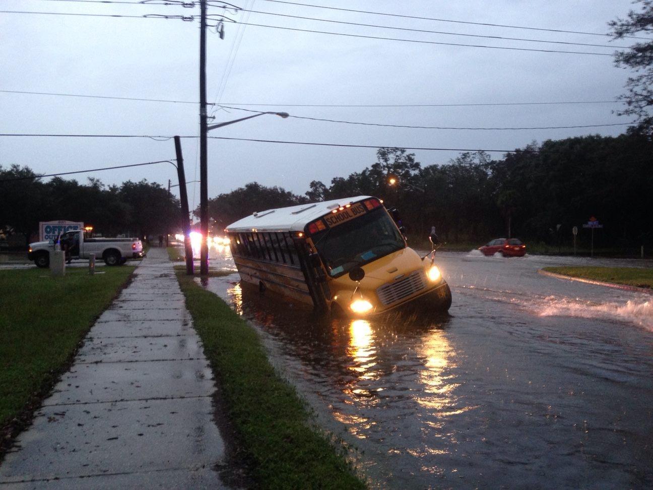 Venice School Bus