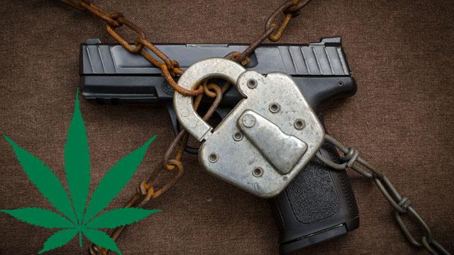 weed guns