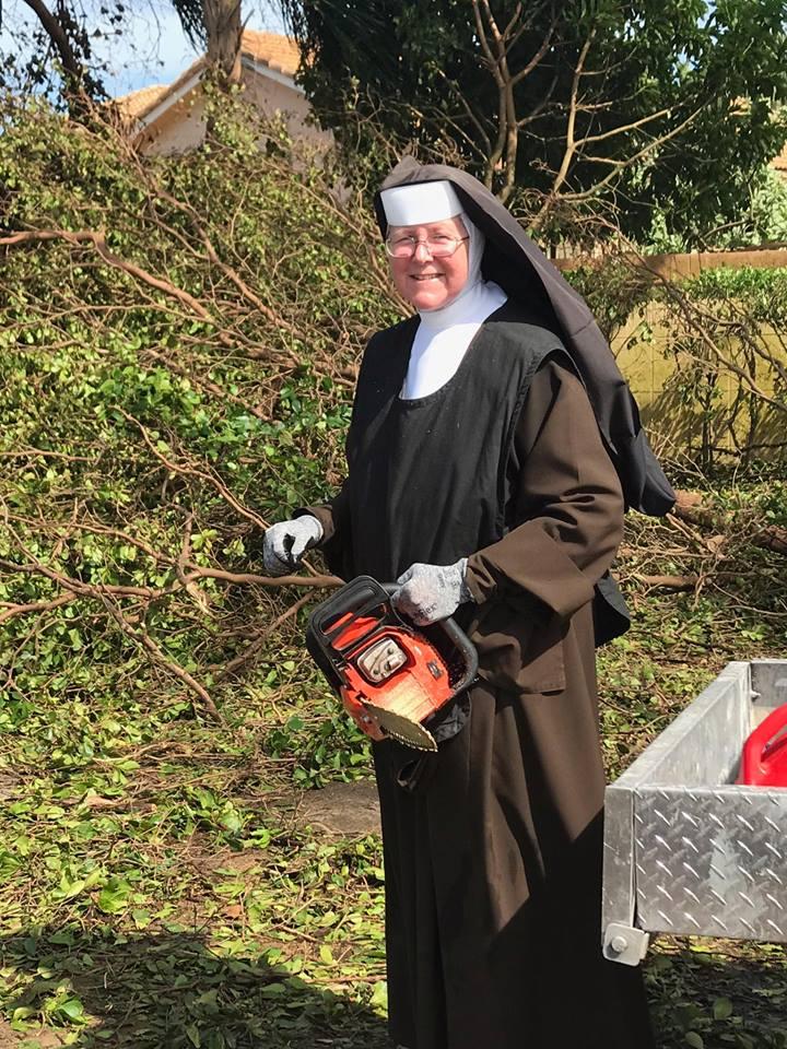 chainsaw-nun-irma