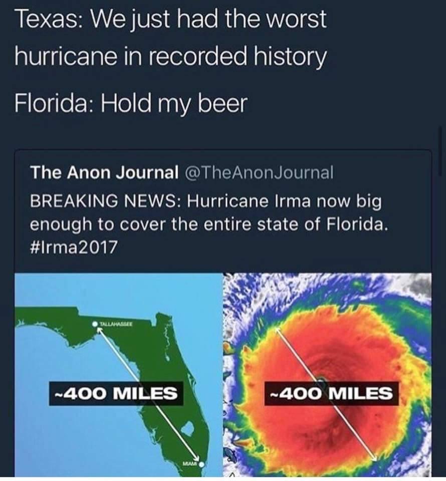 Hurricane Irma Playlist - From The Eye of Hurricane - Mike ...  |Hurricane Irma Memes