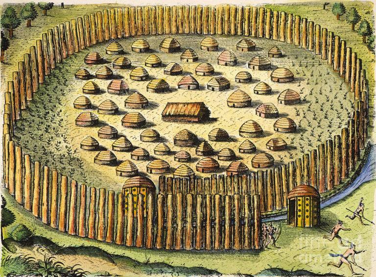 florida-native-americans-village-1591-granger