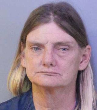 Donna Byrne mugshot