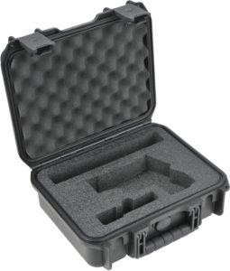 Empty gun case