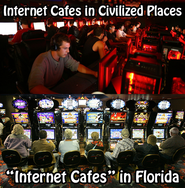 internet cafes florida