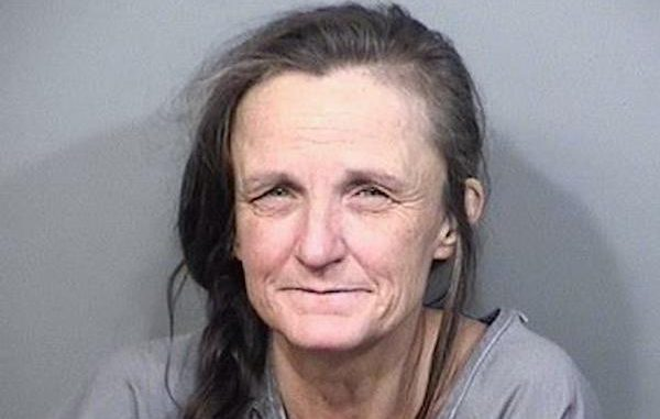 Brevard County woman bites husband after he changed their computer password at their Palm Bay home. (Photo: Brevard County Jail)