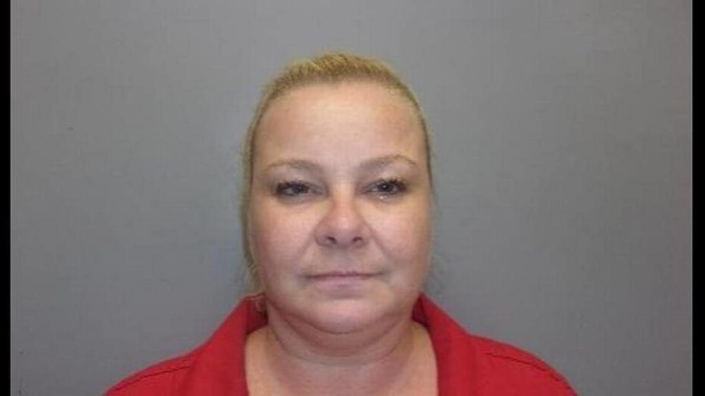 """Crystelle Yvette Baton, 42, was arrested and charged by the Florida Lottery Commission's securities division for keeping a winning $600 lottery ticket and paying a """"customer"""" only $5 for it. The customer was an undercover agent with the Florida Lottery Commission. David Santiago Miami Herald"""