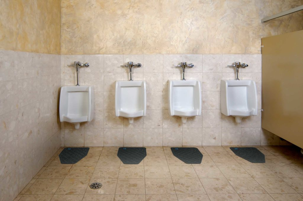 florida man rips urinal from wall and runs naked into the woods