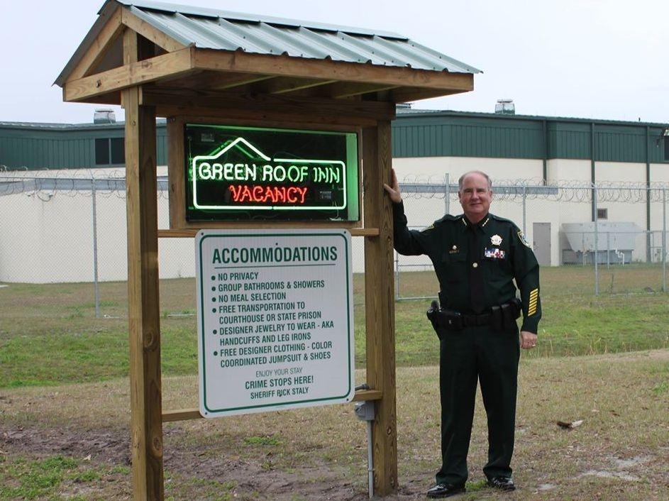 Flagler County jail bunnell