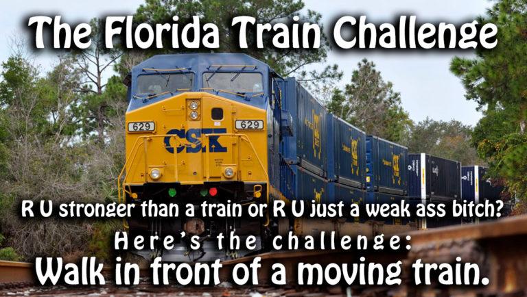 florida train challenge