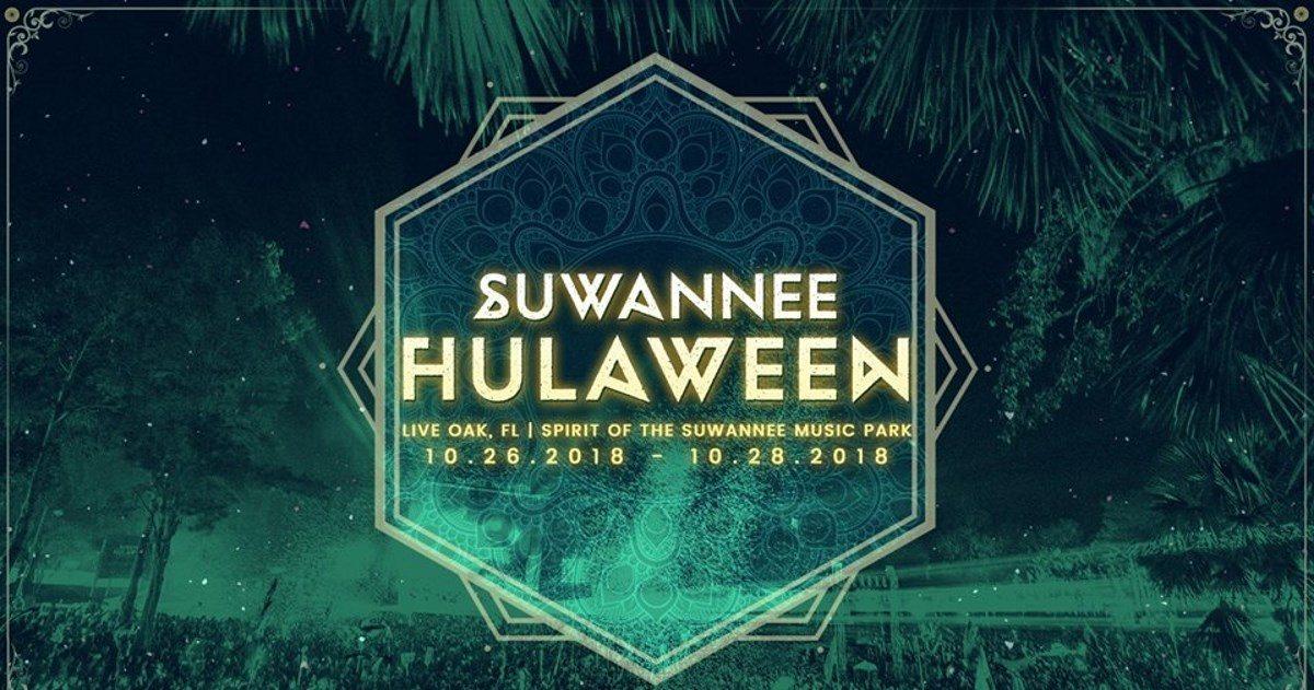 2018 Hulaween Arrests - Spirit of the Suwannee Music Park